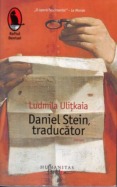 Ludmila Ulițkaia – Daniel Stein, traducător