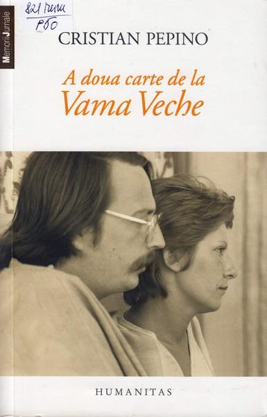 Cristian Pepino – A doua carte de la Vama Veche